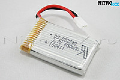 аккумулятор syma x5sw, x5sc (650ма/ч li-pol 3.7v)