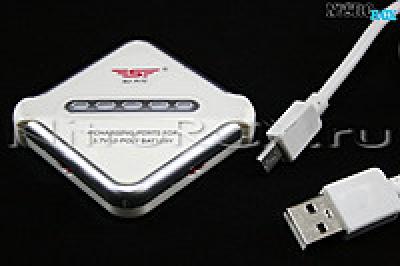 Зарядное устройство SYMA X54HW, X54HC (на 4 АКБ)
