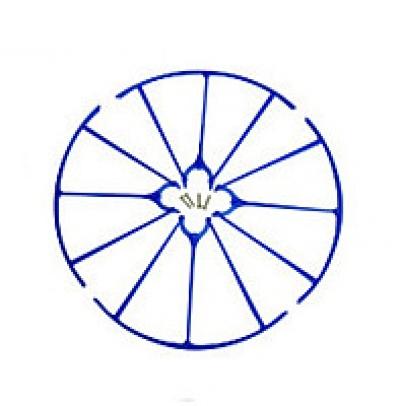 Защита винтов синяя SYMA X5H, X5HW, X5HC