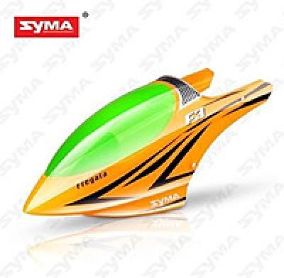 Кабина оранжевая SYMA F3-01-A
