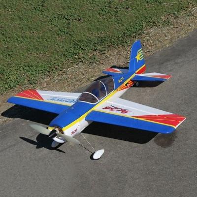 радиоуправляемый самолет art-tech як-54 - 2.4g (21074)