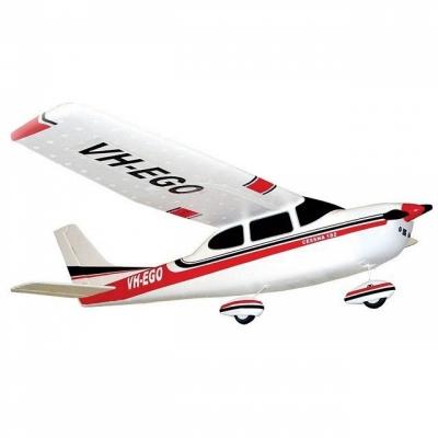 радиоуправляемый самолет art-tech cessna 182 - 2.4g (21014)