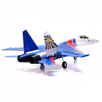 радиоуправляемый самолет art-tech su-27 warrior - 2.4g (21094)