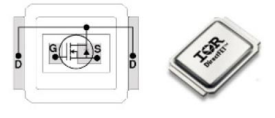 mosfet транзистор irf6811s