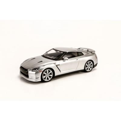 MJX Nissan GT-R R35 (серебро)