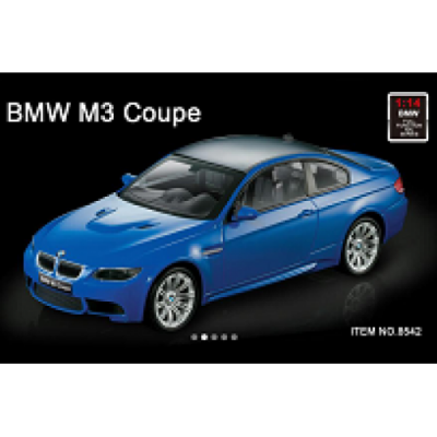 1/14 BMW M3 COUPE (Blue)