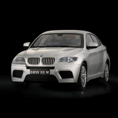 1/14 BMW X6 M (Silver)