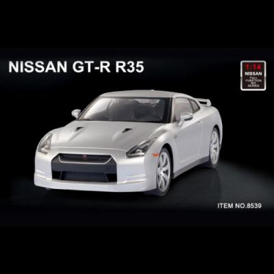 1/14 NISSAN GT-R R35 (Silver)