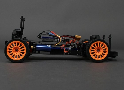 Brushless 4WD Mini Rally 1/16