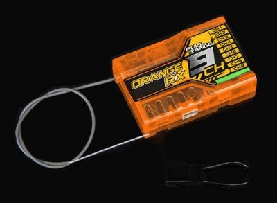 9-канальный приемник OrangeRx R910 Spektrum DSM2