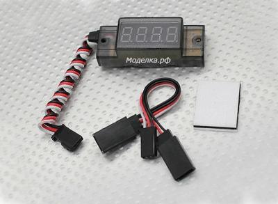Тахометр для системы зажигания.