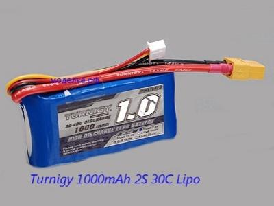 Turnigy 1000mAh 2S 30C Lipo