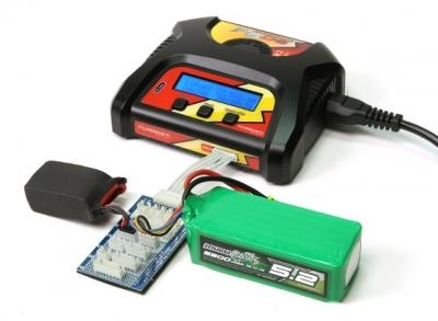 Turnigy P606 LiPoly/LiFe AC/DC (Разъем ЕС)