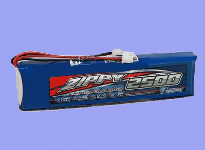 LiFe бортовой аккумулятор ZIPPY Flightmax 2500mAh 5C 6.6V.