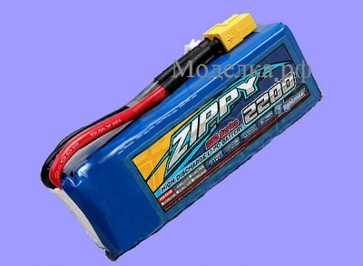 ZIPPY Flightmax 2200mAh 3S 25C