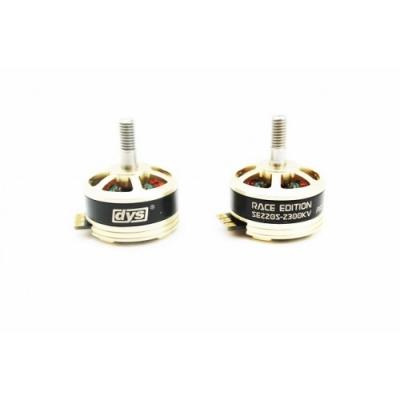 DYS Моторы (пара) SE2205 2300Kv PRO - DYS-SE2205-2300KV