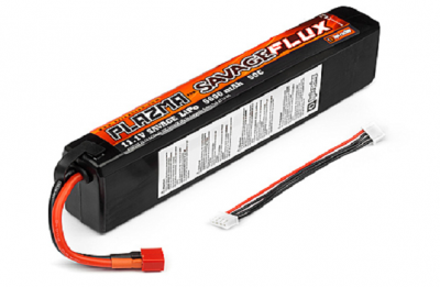 hpi li-pol 11.1v 5600mah, 50c, 3s1p, deans t-plug