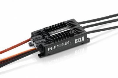 Бесколлекторный регулятор Platinum 80A-V4