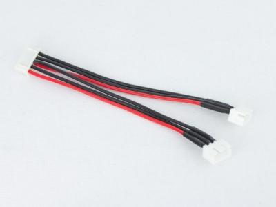 кабель для одновременной зарядки двух 2s аккумуляторов