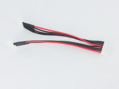 кабель для одновременной зарядки двух 3s аккумуляторов