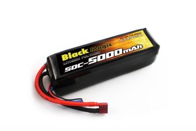 lipo 22,2v(6s) 5000mah 50c deans plug