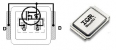 mosfet транзистор irf6655