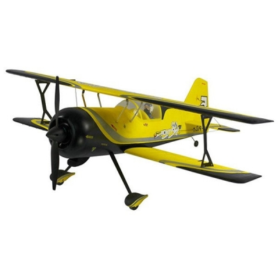 радиоуправляемый самолет dynam pitts model-12 rtf - 2.4g (dy8947)