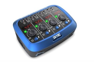 quattro micro battery ac/dc