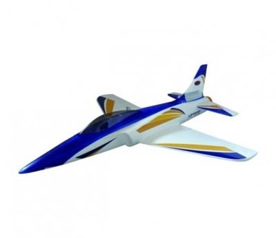 радиоуправляемый самолет dynam meteor v2 edf 2.4g