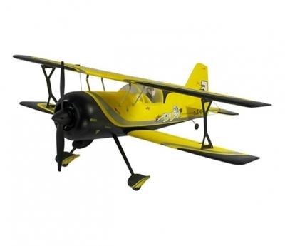 радиоуправляемый самолет dynam pitts model 12 2.4g