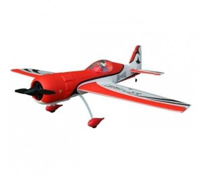 радиоуправляемый самолет dynam су-26m 2.4g