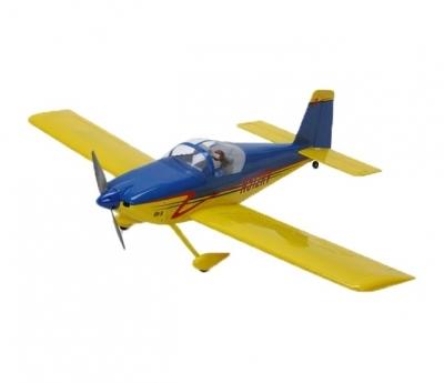 радиоуправляемый самолет e-flite rv-9 450 arf