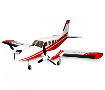 радиоуправляемый самолет art-tech piper pa34 seneca 2.4g