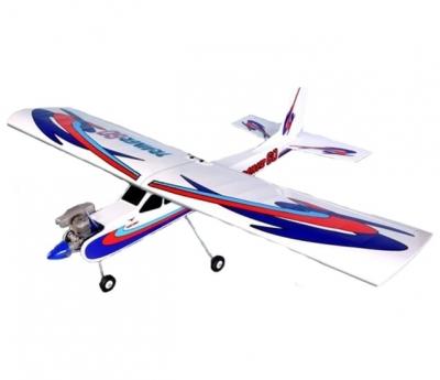 радиоуправляемый самолет phoenix model trainer .61|15cc arf