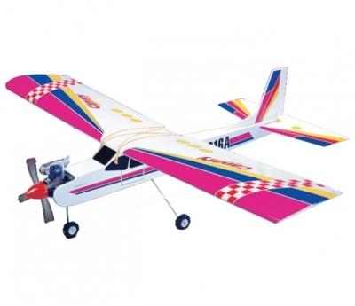 радиоуправляемый самолет phoenix model canary arf