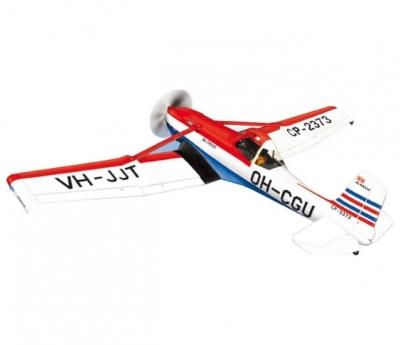 радиоуправляемый самолет phoenix model cessna awagon arf