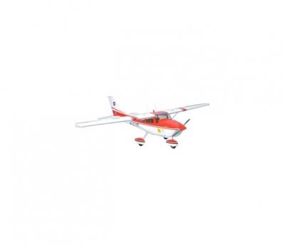 радиоуправляемый самолет phoenix model cessna 182 arf