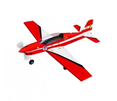 радиоуправляемый самолет phoenix model tucano .40 arf