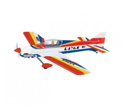 радиоуправляемый самолет phoenix model diabolo arf
