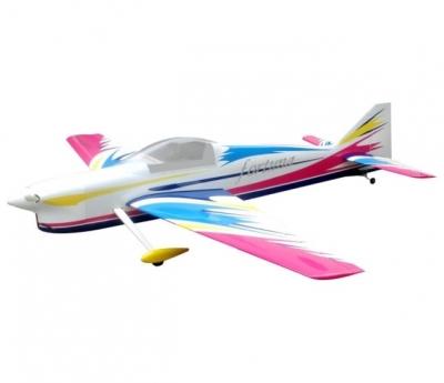 радиоуправляемый самолет cymodel fortuna 140