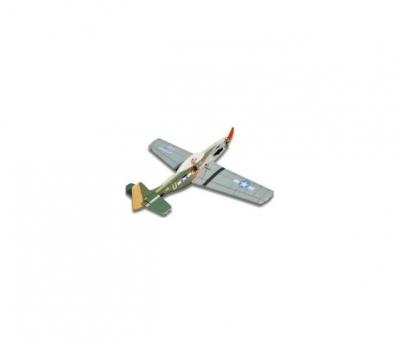 радиоуправляемый самолет richmodel r-3d 40 pnp (собранный)