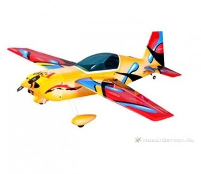 радиоуправляемый самолет cmpro edge-540t 50