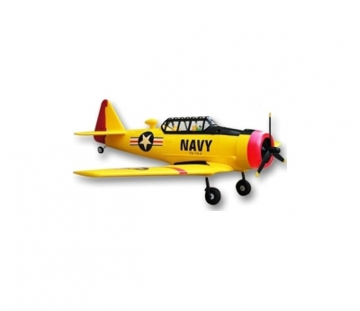 радиоуправляемый самолет volantex tw758-2 texan at-6 pnp