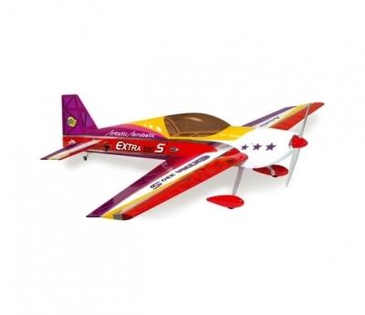 радиоуправляемый самолет npm extra 330s