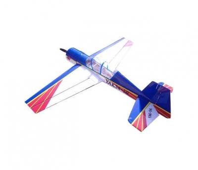 радиоуправляемый самолет richmodel yak54-50