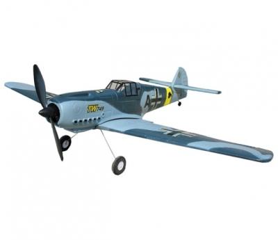 радиоуправляемый самолет volantex tw749 messershmit 2.4ггц