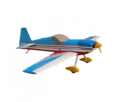 радиоуправляемый самолет cymodel cap 232 40