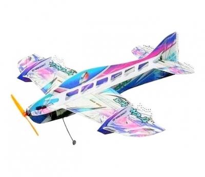 радиоуправляемый самолет techone trenches depron combo