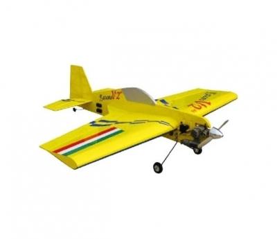радиоуправляемый самолет cymodel katana v2 46