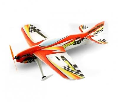 радиоуправляемый самолет techone arrow 3d epp combo